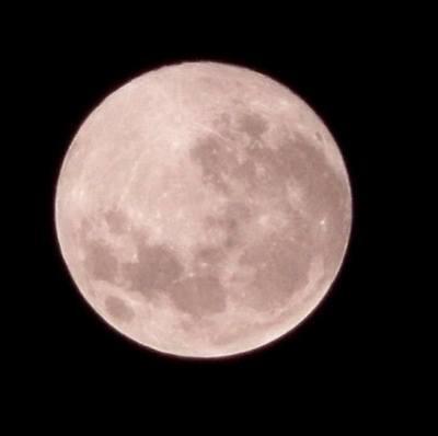 Super luna en la dulce la dulce digital for En q luna estamos hoy