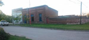 Lugar donde funcionaba el almacén de Ramos Generales de la familia de Pablo Carnevale.